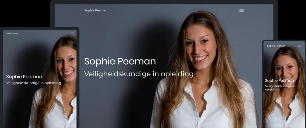 Ways Agency Portfolio Item Sophie Peeman